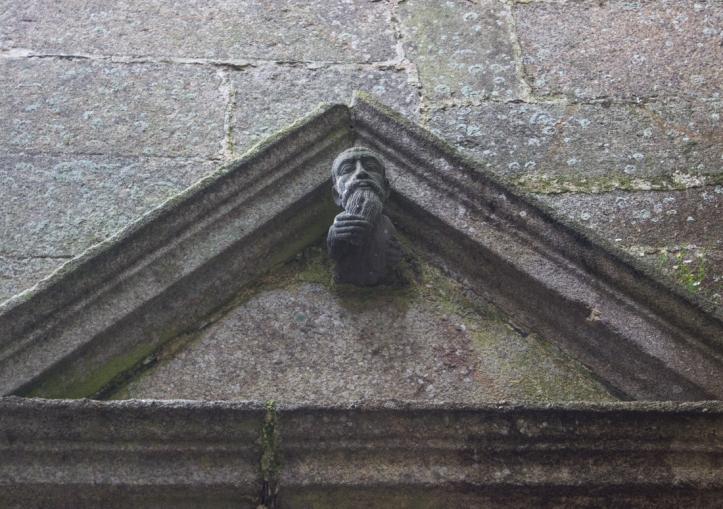 Carving on the Ossuary/Chapel, Lampaul-Guimiliau