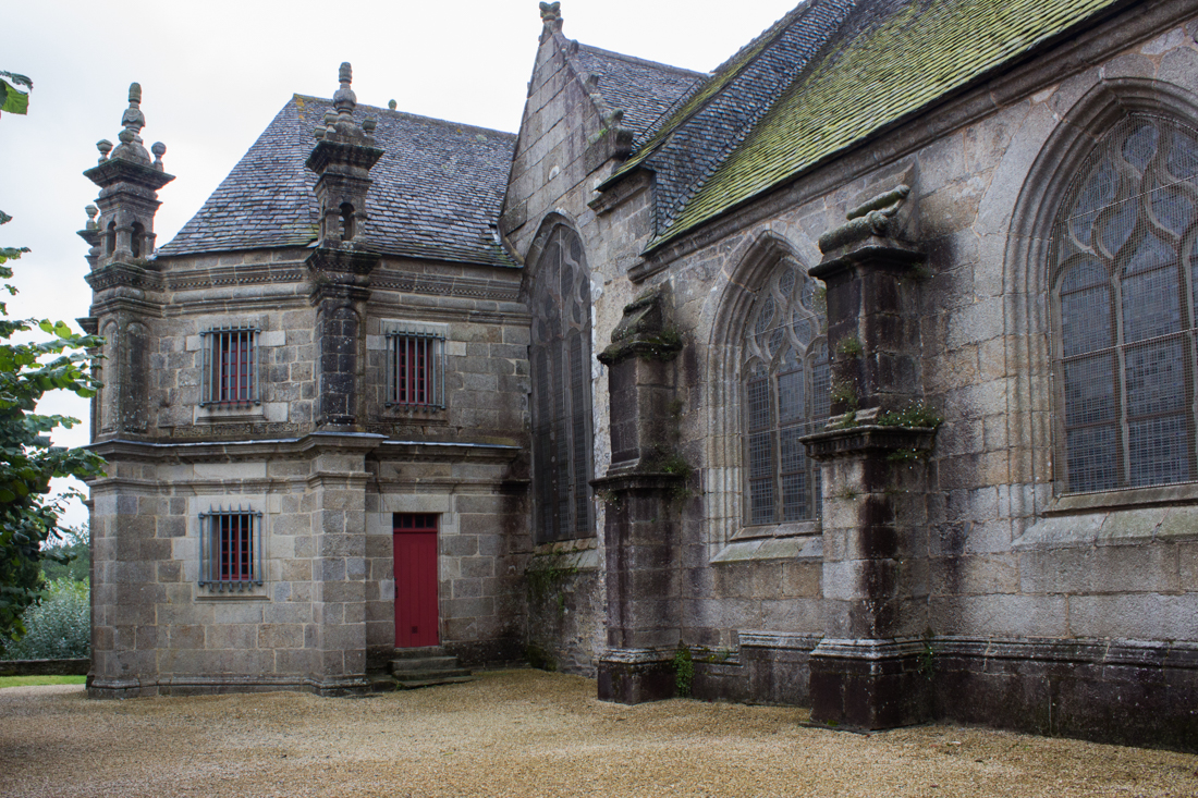 The Sacristy, Lampaul-Guimiliau