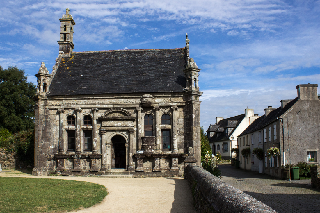 The Ossuary of St Guimiliau