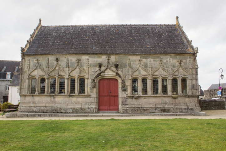 The Ossuary/Chapel of St Germain of Auxerre, Pleyben