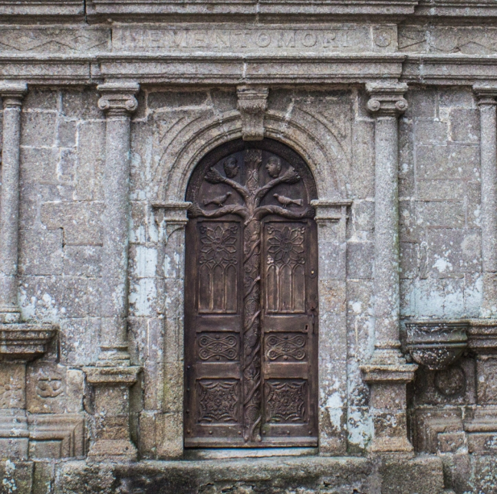 The Ossuary/Chapel, The Church of Notre Dame, Lampaul-Guimiliau