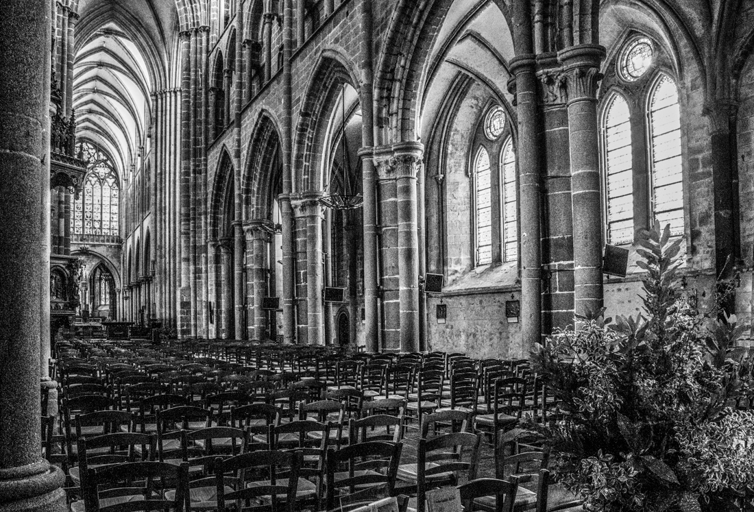 The Cathedral of St Samson, Dol de Bretagne