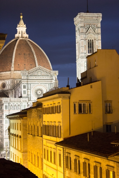 The Cathedral in Florence