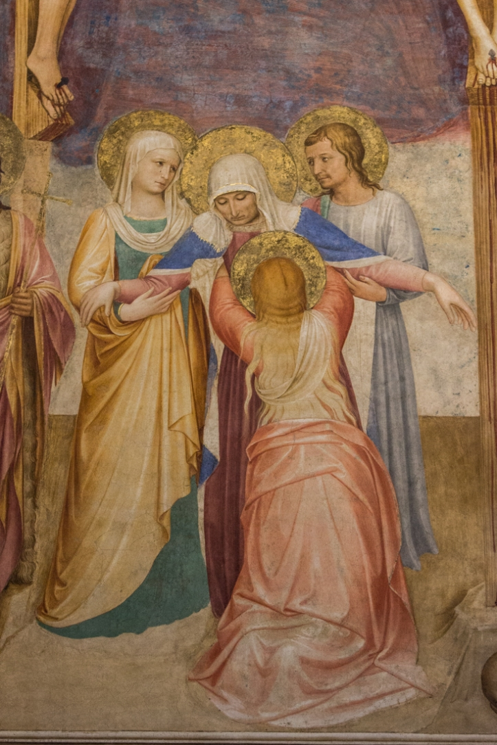 Crucifixion with Saints (1441-42), Fra Angelico