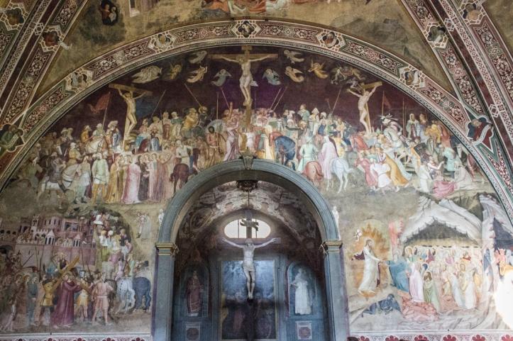 The Spanish Chapel, Santa Maria Novella