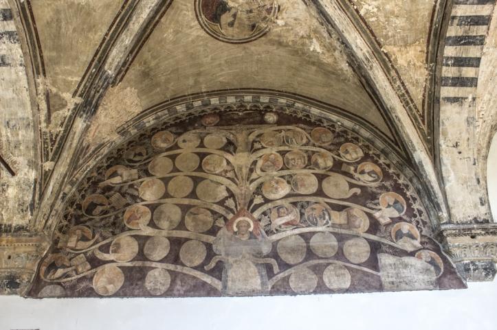 The Green Cloister, Santa Maria Novella