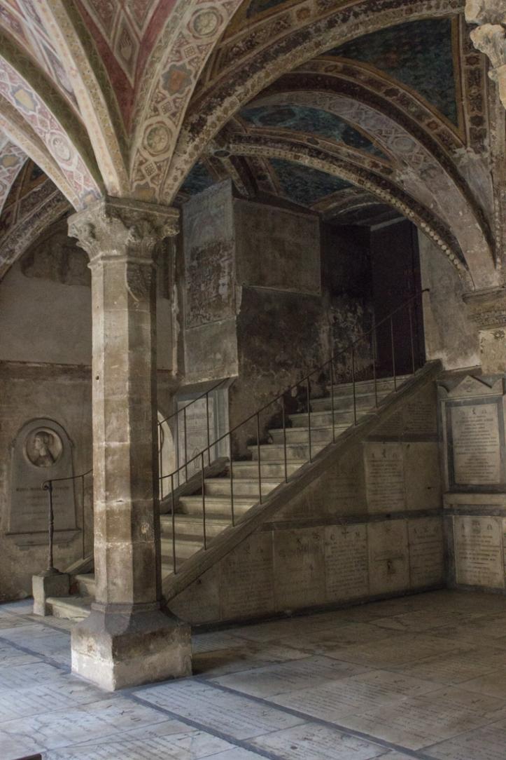 The Cloister of the Dead, Santa Maria Novella