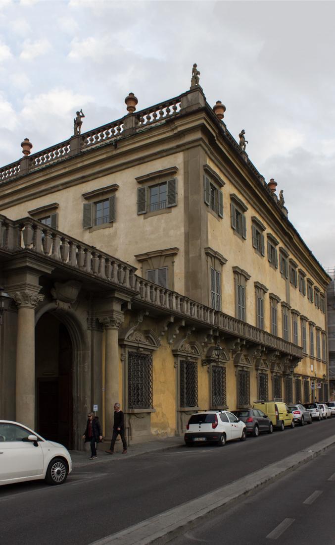 The Palazzo Corsini