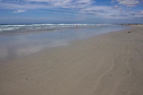 The coast near Pors Poulhan