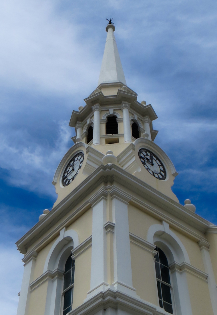 The Dutch Reformed Church in Wellington
