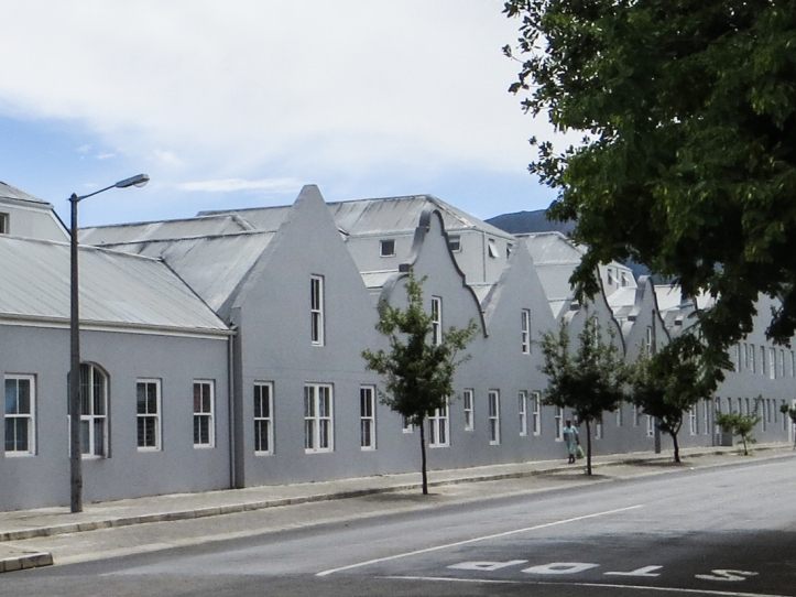 Hugo's old Jam Factory in Bain Street, Wellington