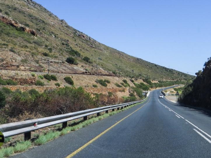 The Nuwekloof Pass