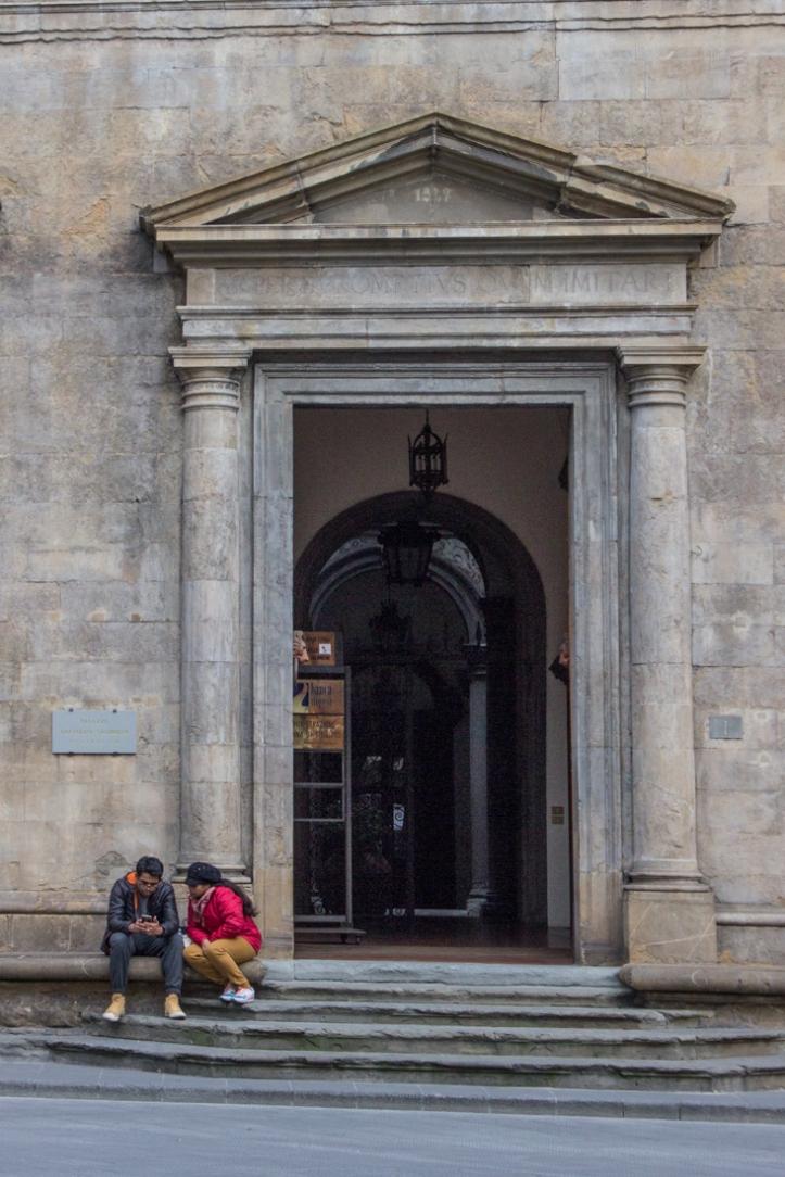 The Palazzo Bartolini Salimbeni