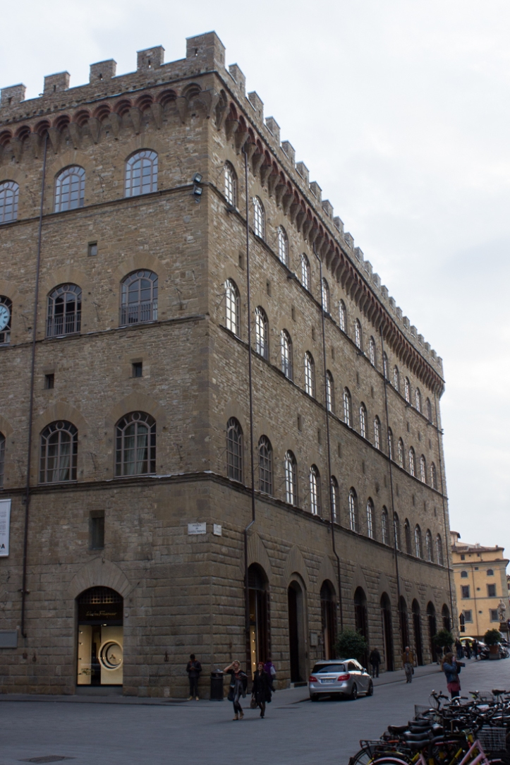 The Spini Ferroni Palace