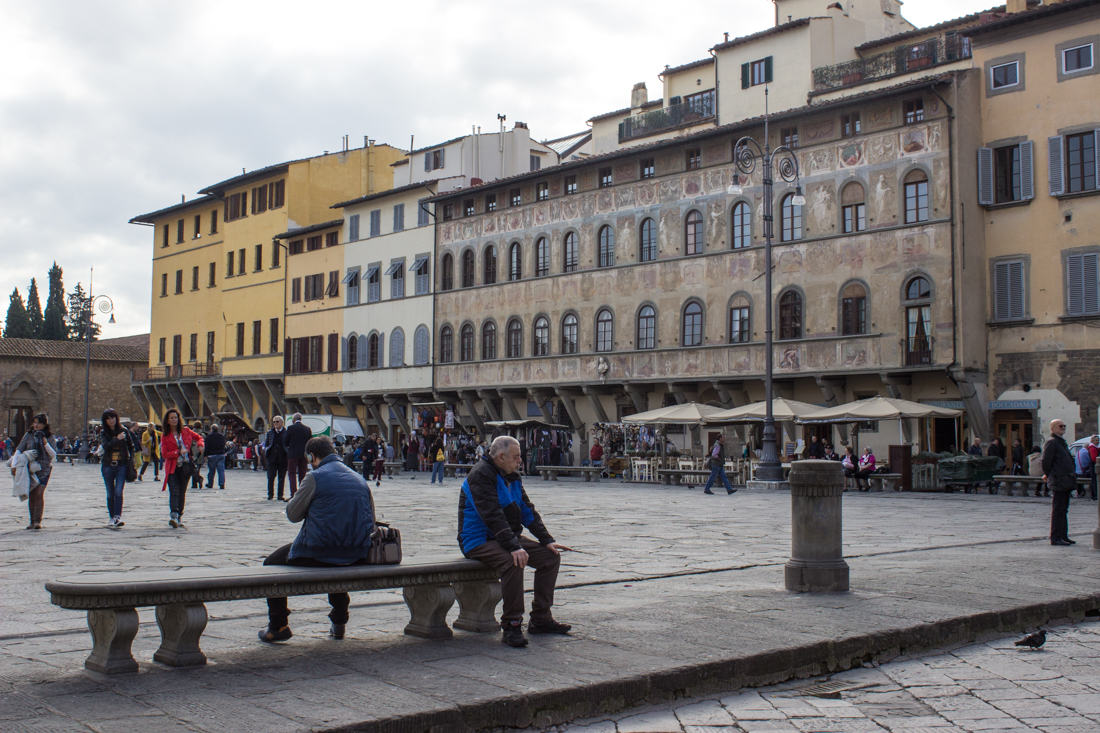 The Square of Santa Croce