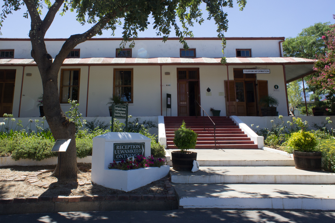 The Earthquake Museum in Church Street, Tulbagh