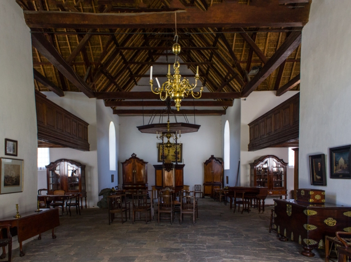 The Old Church Museum in Tulbagh