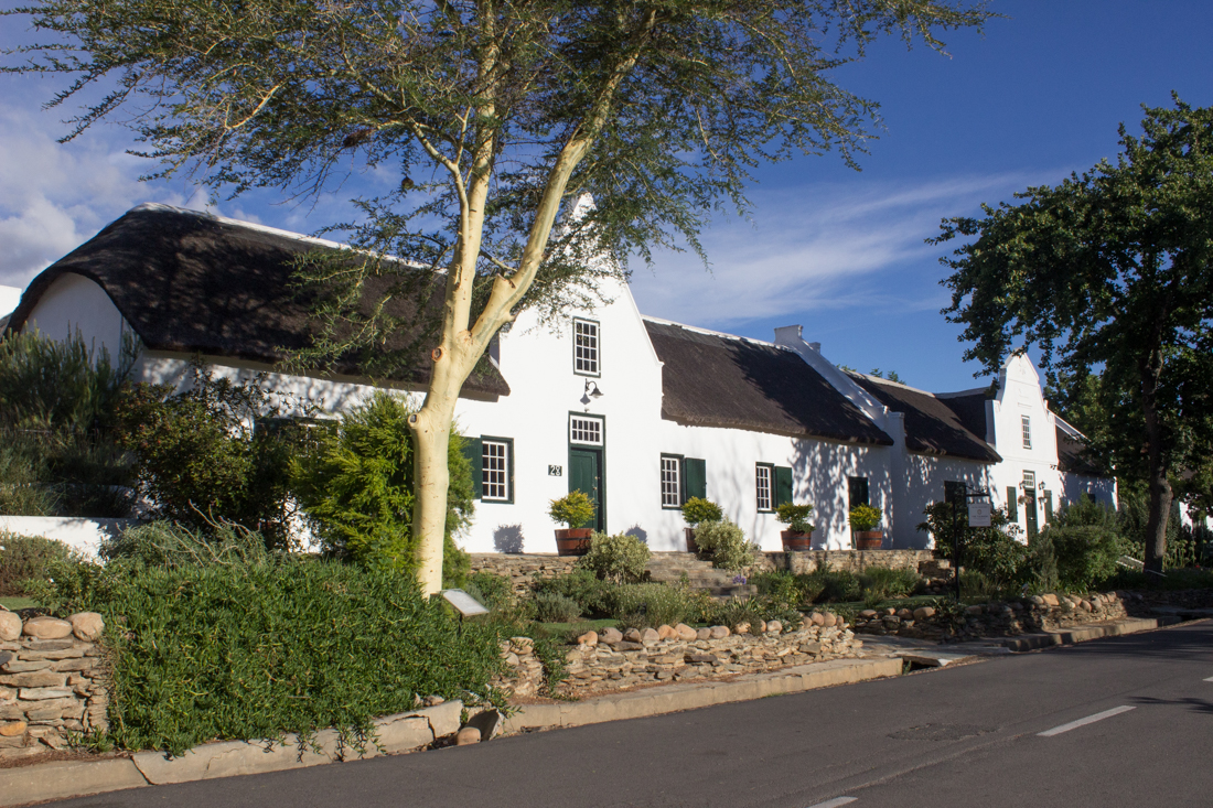 No.28 Church Street in Tulbagh