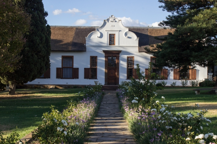The Old Rectory, Tulbagh