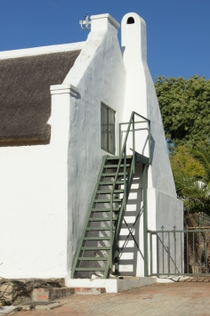 Church Street in Tulbagh