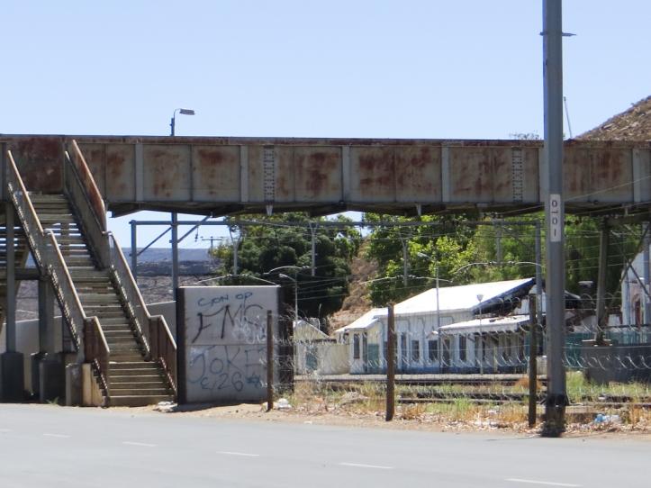 Touws River train station