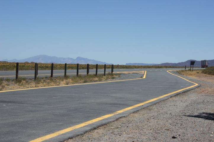 N1 between Touws River & Matjiesfontein