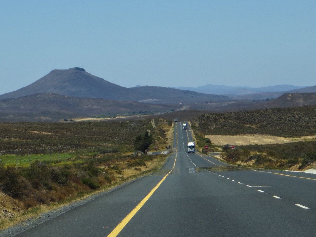 The Great Karoo around Matjiesfontein
