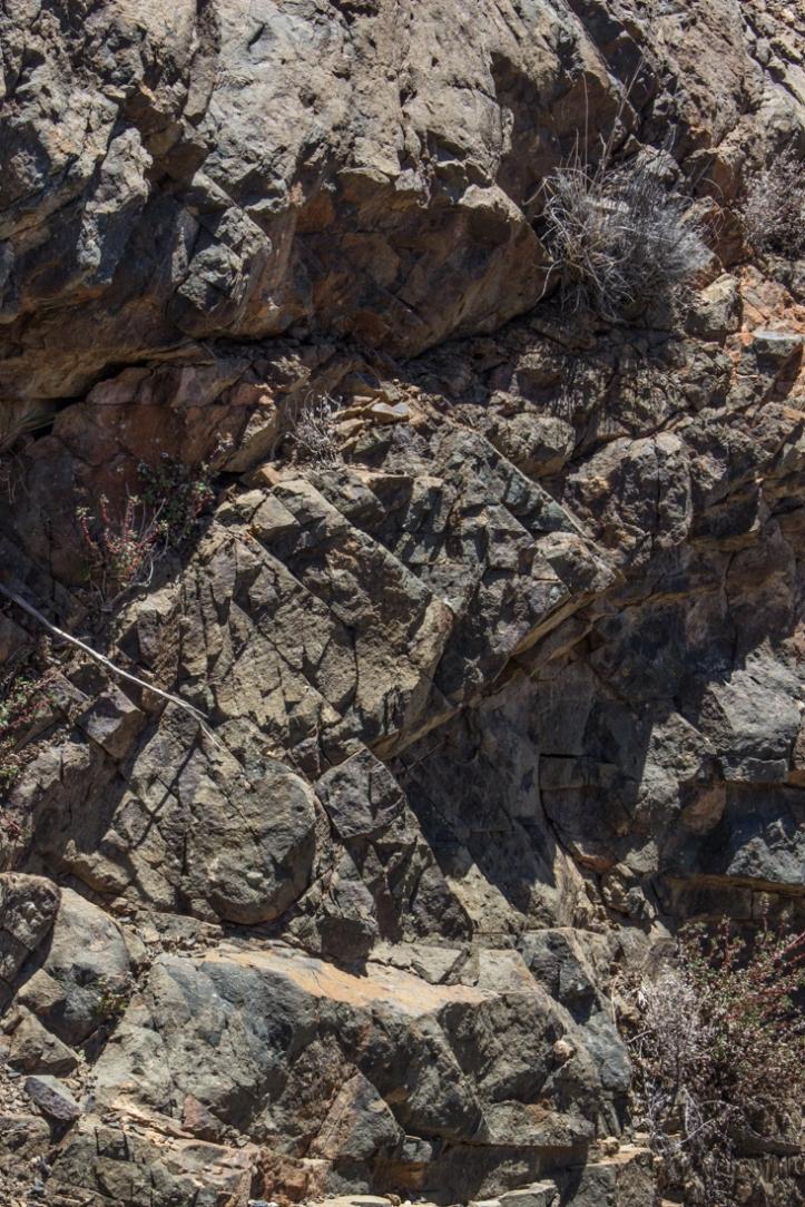 Rock outside Laingsburg