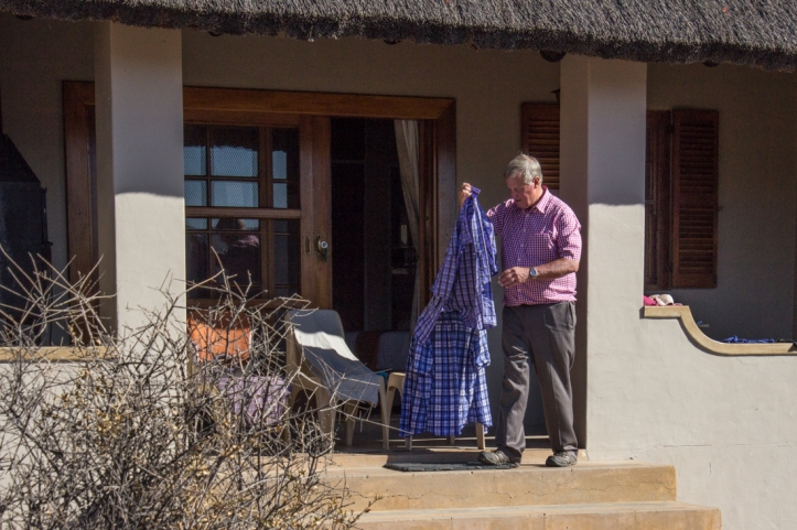 Self-catering chalets in the Karoo National Park