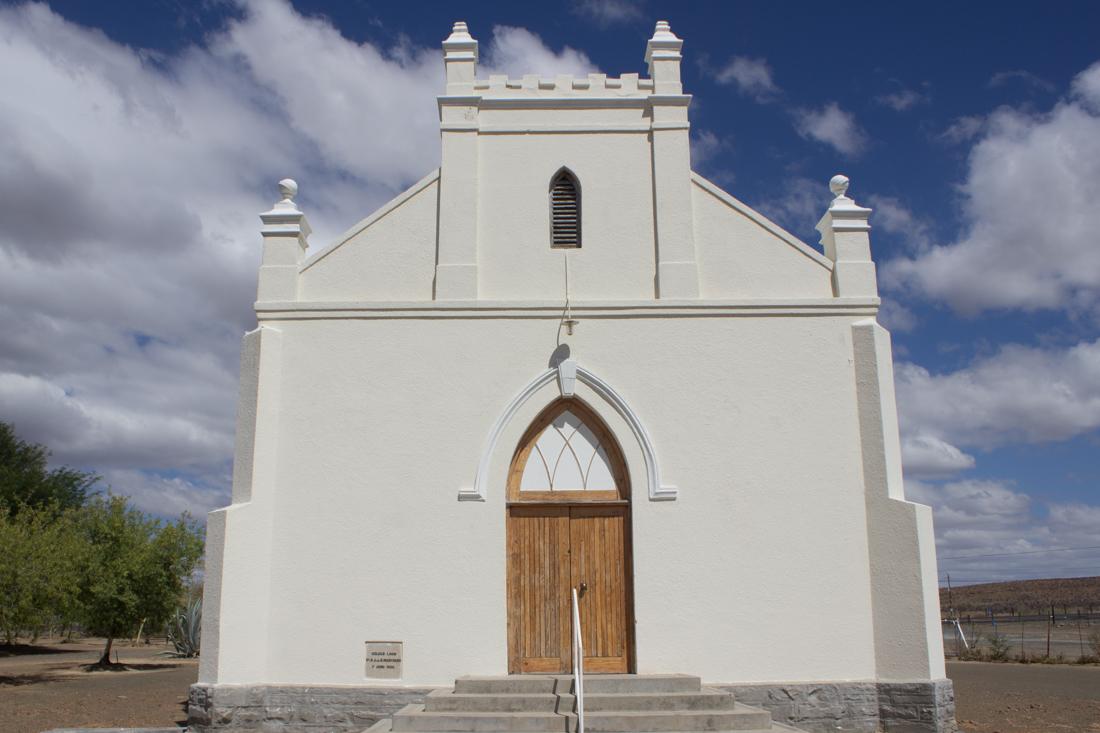 The original DR Church of 1896