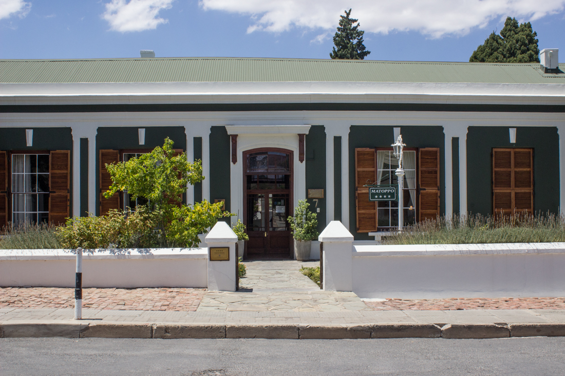 The Matoppo Inn, Beaufort West