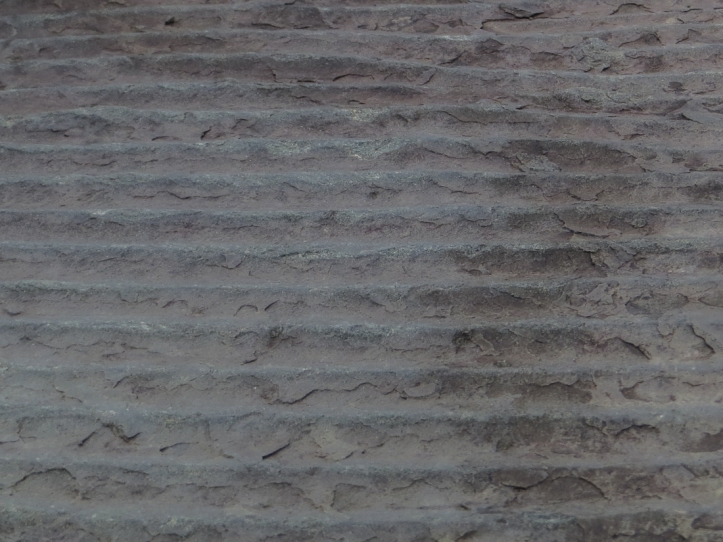 Wave ripples, The Fossil Trail, Karoo National Park