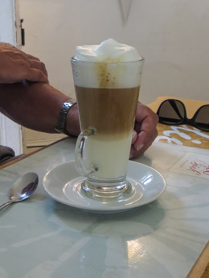 Refreshment in Graaff Reinet!