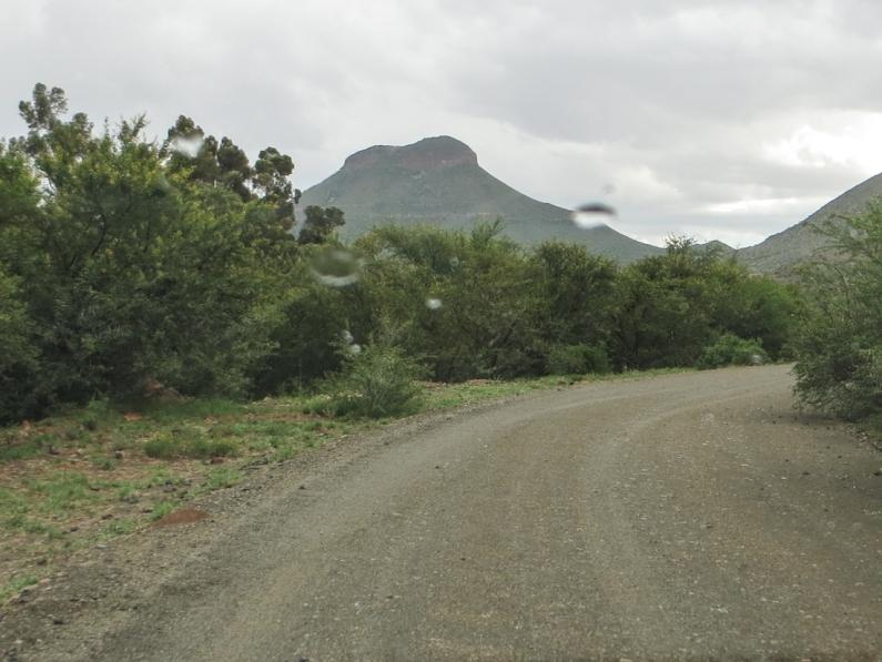 The Mountain Drive, Graaff Reinet