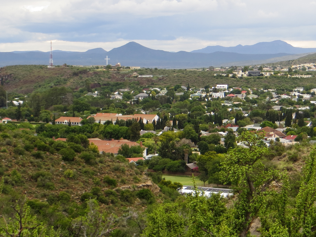 The Mountain Drive, Graaff Reinet