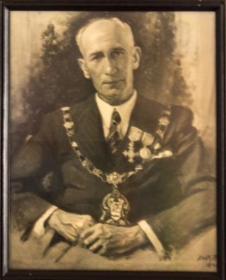 Herbert Urquhart MBE