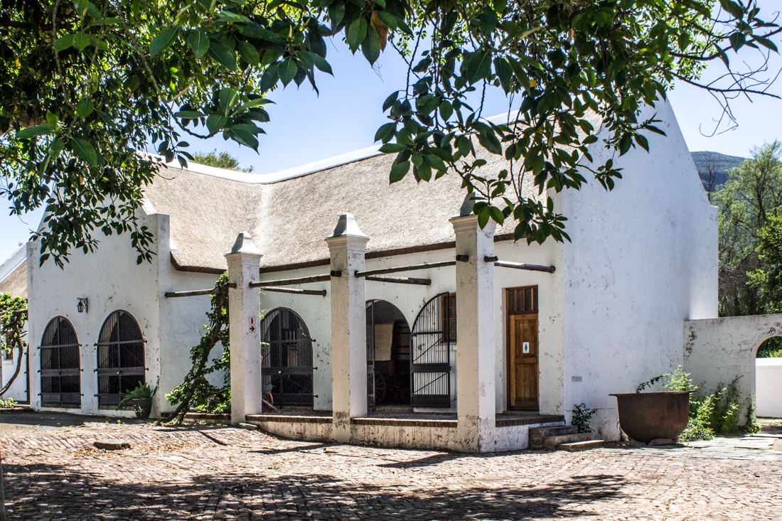 The Wagon House, Reinet House