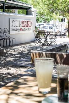 Our Yard Cafe, Graaff Reinet