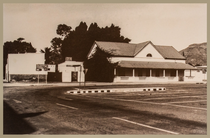 Urquhart House in 1988