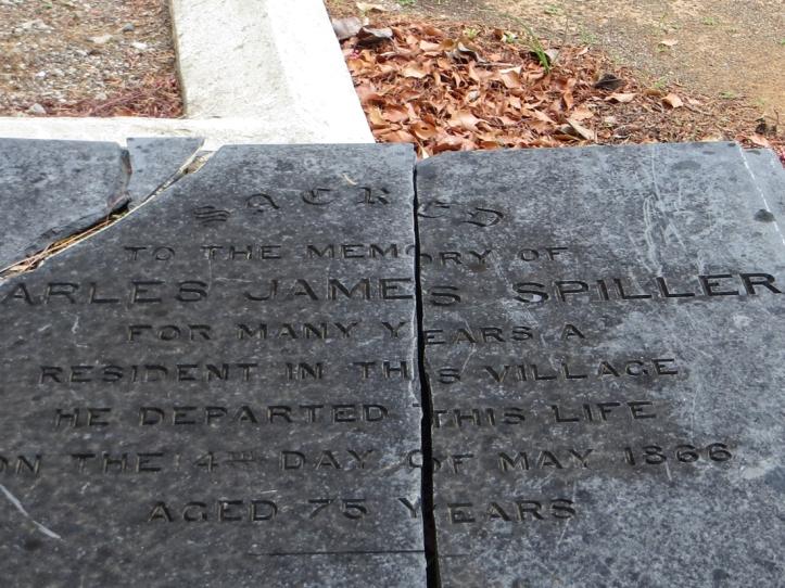 St James Church graveyard, Graaff Reinet