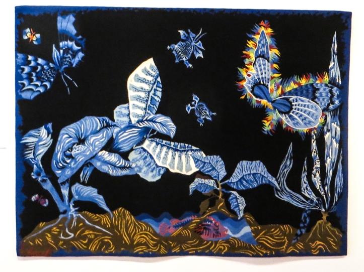 Bleu de bleu (1954), Jean Lurcat
