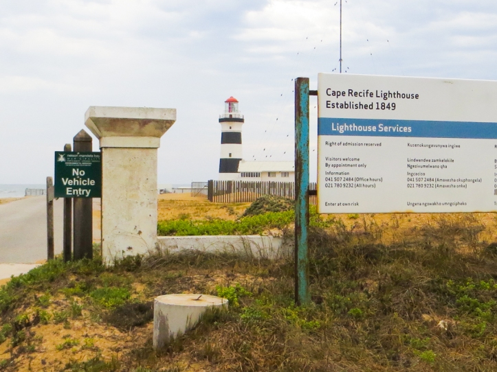 Cape Receife Nature Park, PE