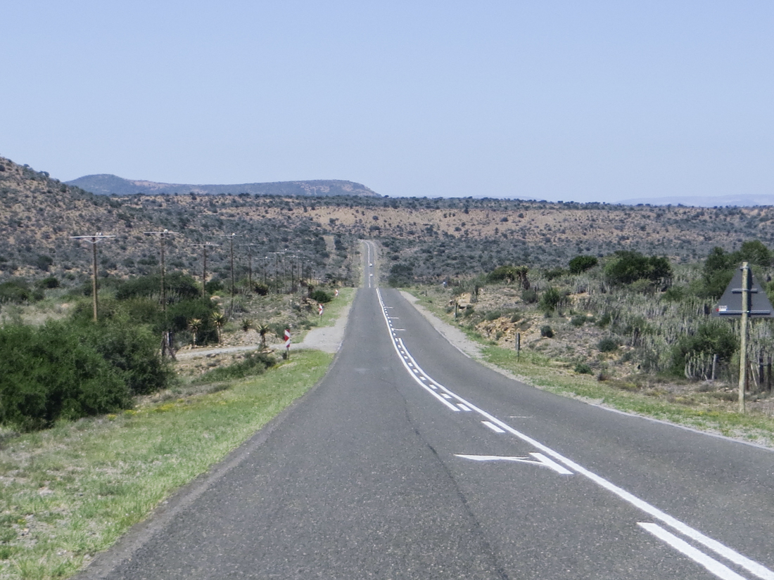 The road to PE