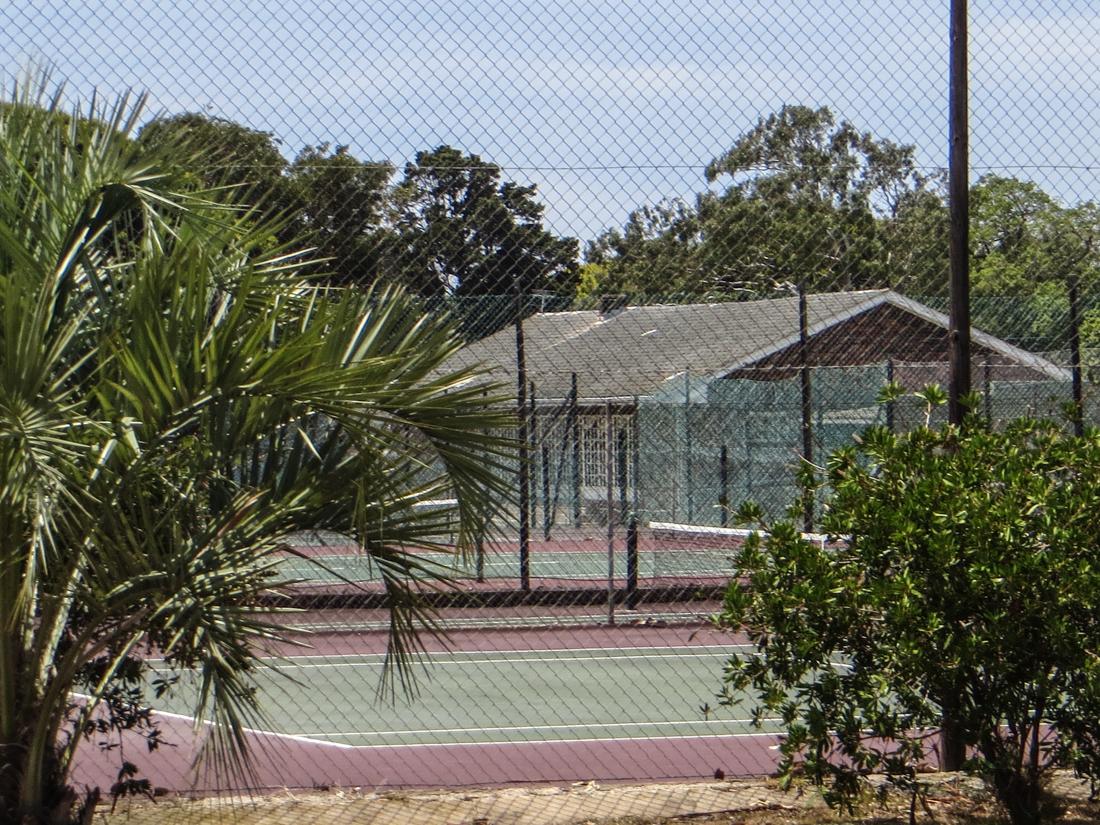 PE Tennis Club in St George's Park