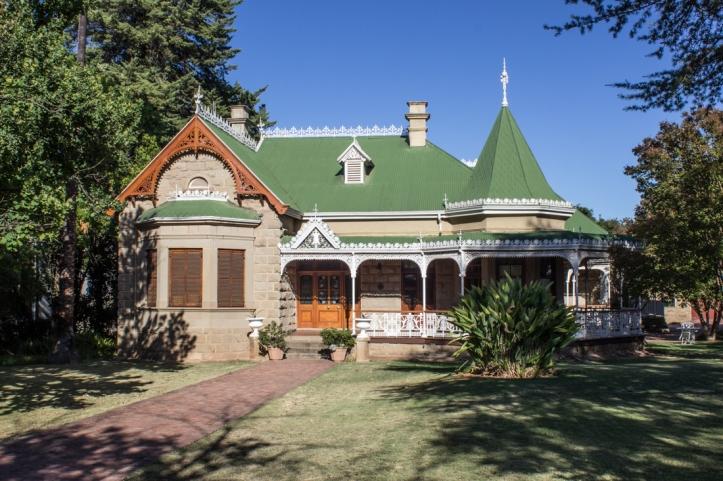 Mimosa Lodge (1907), built for Robert Sladowski, a merchant