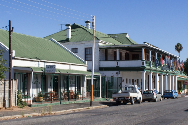 Baron's Hotel - no further historical information