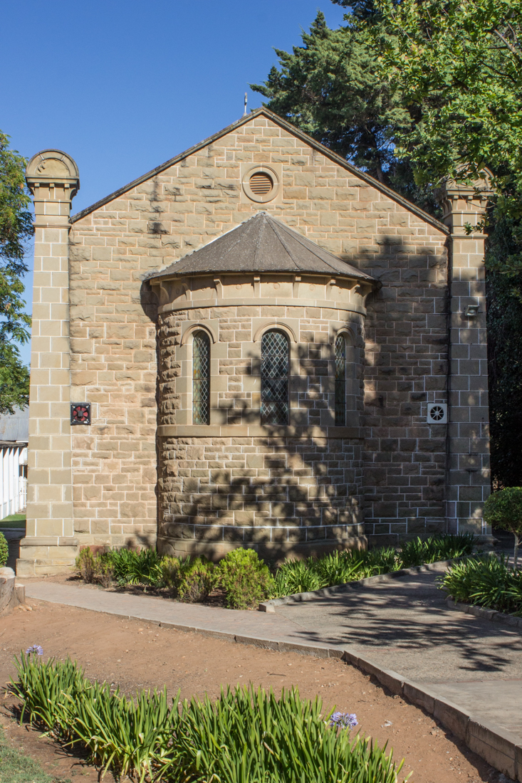 The Synagogue, Oudtshoorn