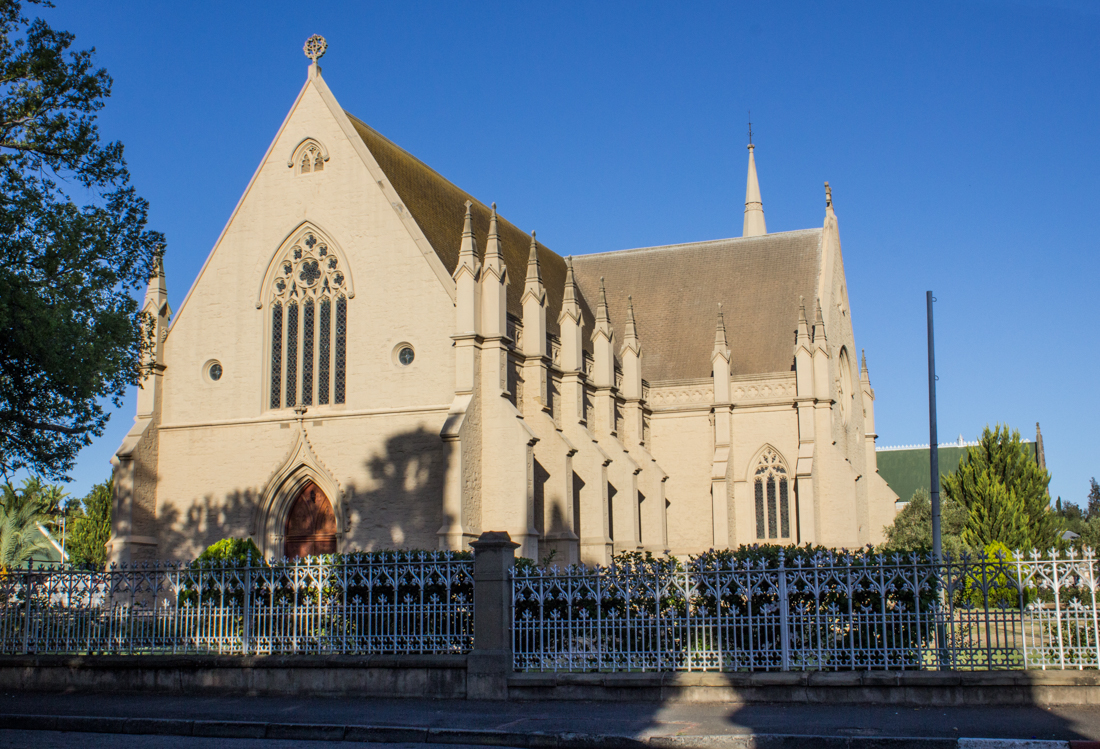 The Dutch Reformed Church, Oudtshoorn