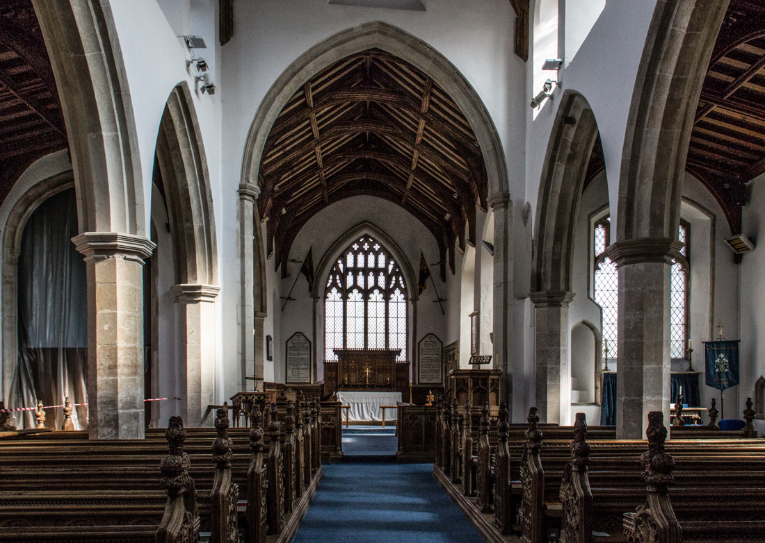 The Church of St Peter & St Paul, Fressingfield