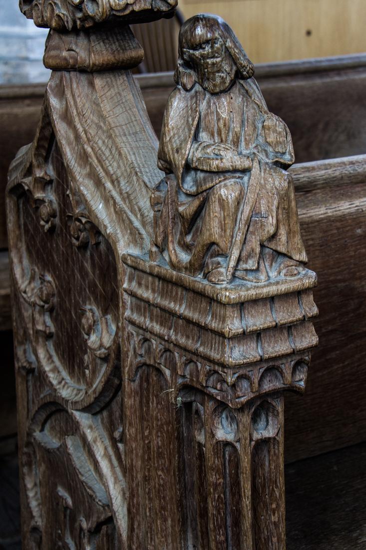 St Paul in Fressingfield Church